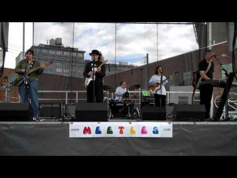 THE MEETLES • Ob-La-Di, Ob-La-Da • Brooklyn Bridge Park • 4/30/11