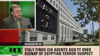 Italy Finds CIA Agents Guilty Over Kidnap Of Egyptian Terror Suspect