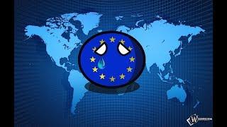 видео: Будущее Европы Кантриболз #1 Ошибка Евросоюза