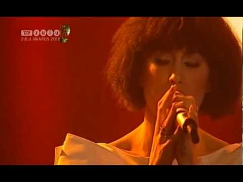 Tina Dico & Medina - Open Wide + Ensom (Zulu Awards 2010)