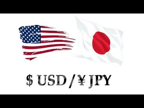 Форекс Трейдинг: Японская Йена и Американский Доллар - Обзор валютной пары USDJPY