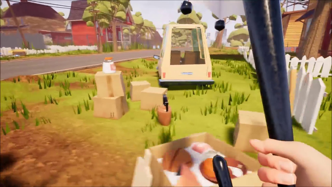 Hello Neighbor Act 3  Video Game News 34:53 HD