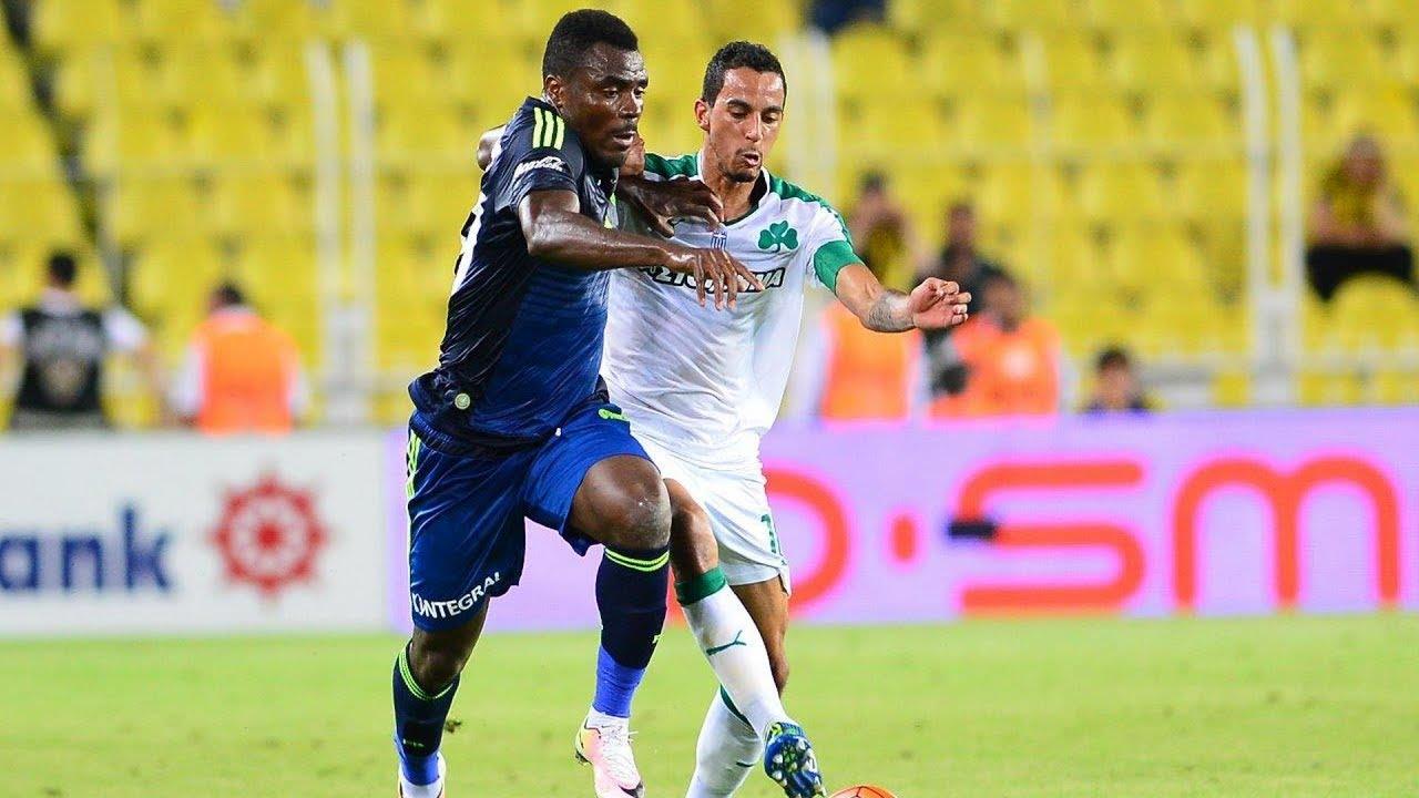 Emmanuel Emenike 2 goals against panathinaikos