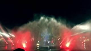 Dubai Festival City Fountain