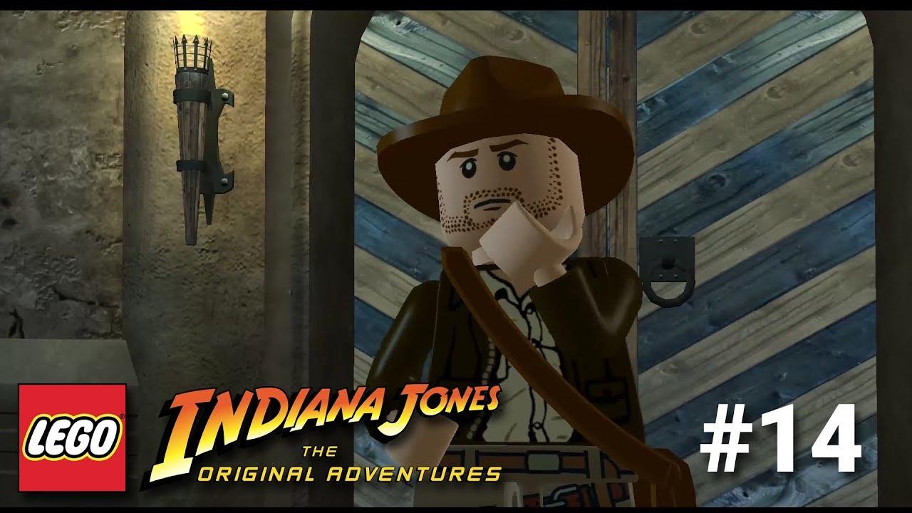 Wheres The Key Lego Indiana Jones The Original Adventures 14