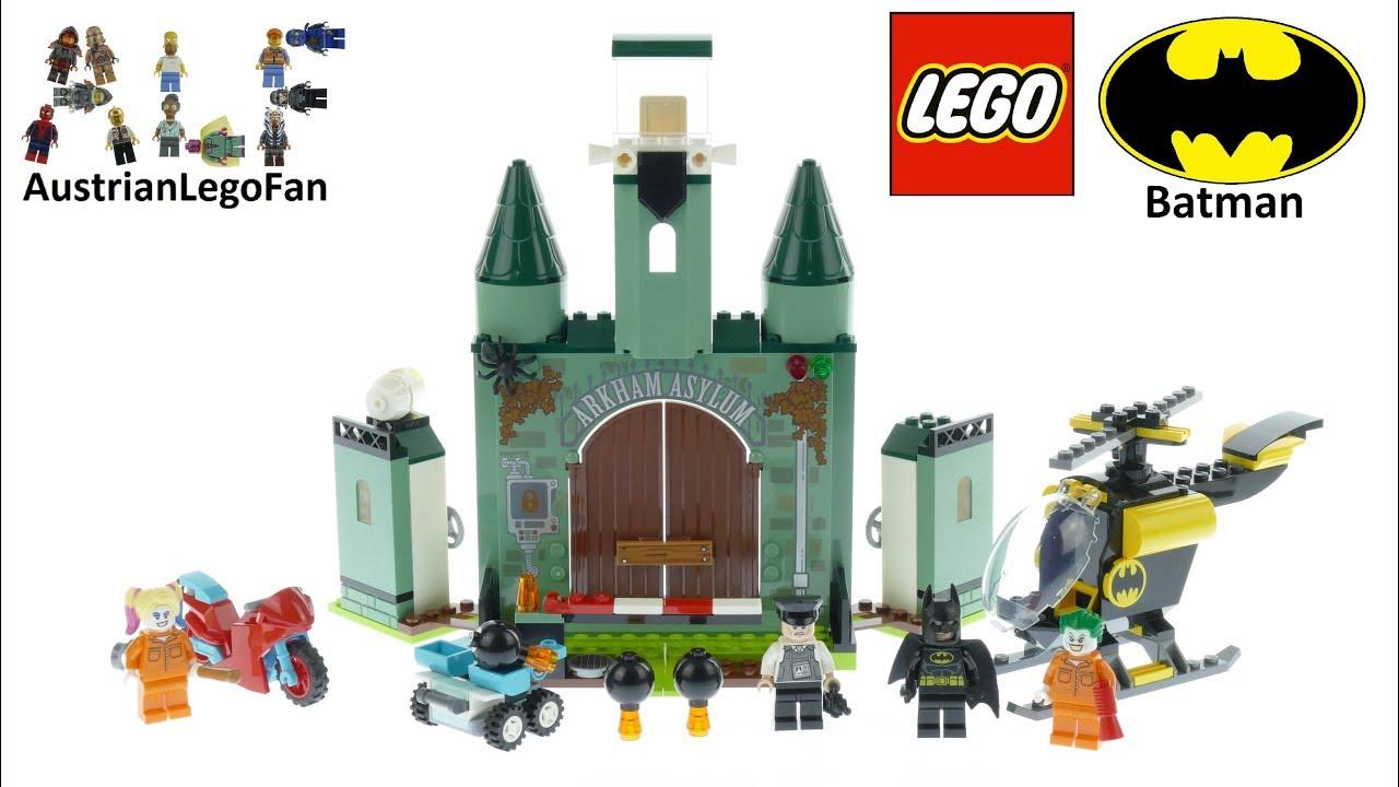 lego batman 76138 batman and the joker escape speed build. Black Bedroom Furniture Sets. Home Design Ideas