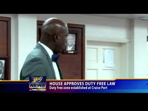 House Approves Duty Free Law