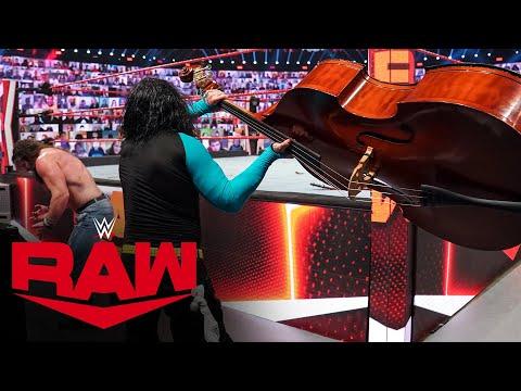 Jeff Hardy vs. Elias – Symphony of Destruction Match: Raw, Nov. 30, 2020
