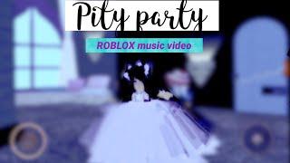Pity Party   ROBLOX MV   by Melanie Martinez