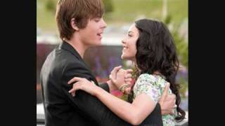zac efron and vanessa hudgens the start of something new