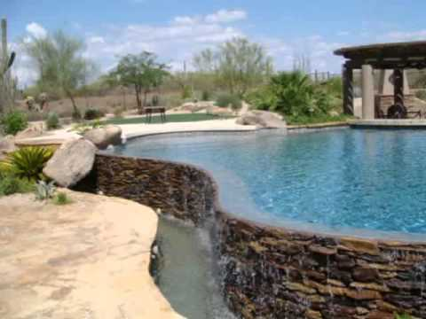Infinity Pool Design Ideas - Youtube