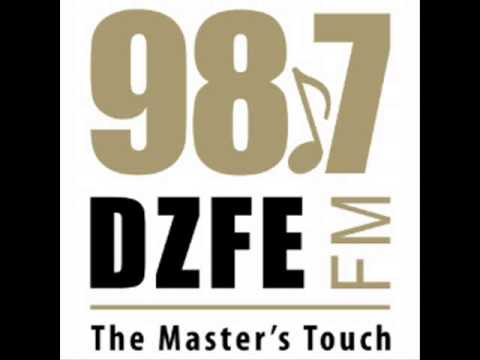 98.7 DZFE-FM The Master's Touch - Sign-Off (Edited)