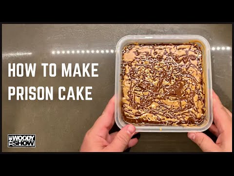 The Woody Show - How to Make Prison Cake