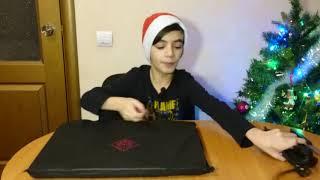 МІЙ ІГРОВИЙ НОУТБУК HP OMEN 17 / Огляд і розпакування ігрового ноутбука // Mr Logman