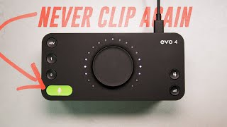 Audient Evo 4 Audio Interface Review / Explained (Smart Gain Demo)