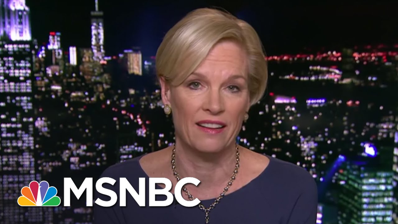 Planned Parenthood Pres. Cecile Richards On Grand Jury Indictments | MSNBC