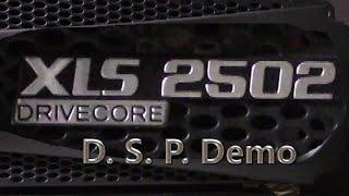 XLS2502 DSP Demo