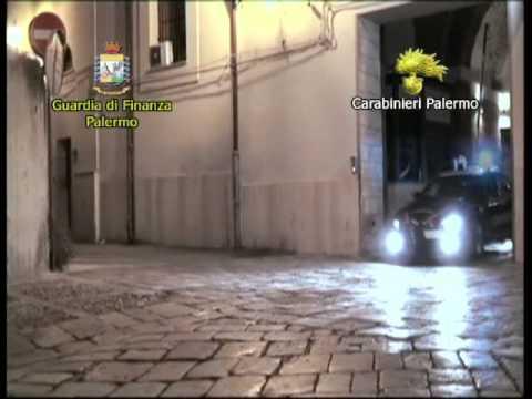 Palermo, sequestro milionario della Guardia di Finanza
