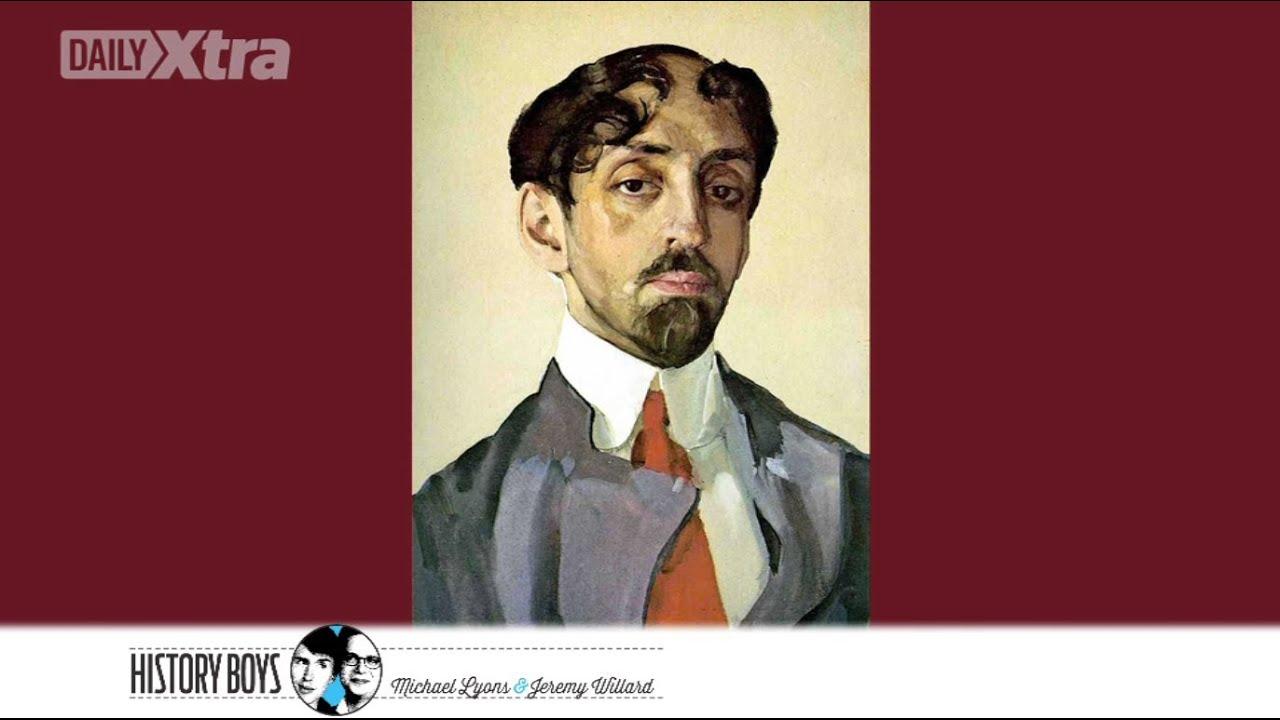 Image result for Mikhail Kuzmin gay poet