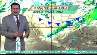 Clima para hoy Monterrey   25 febrero 2020   Canal 28