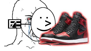 WHY YOU DONT LOOK GOOD IN JORDAN 1s