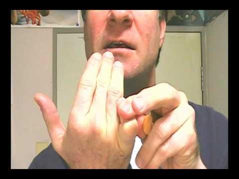 Trick Finger