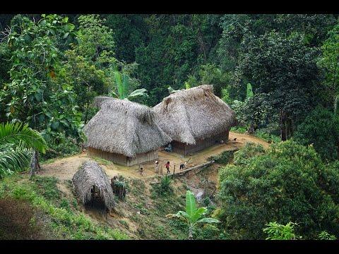 Arhuaco Yerlileri Bölüm 1 - (Arhuaco Colombia)