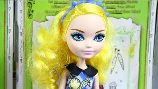 Blondie Lockes - Enchanted Picnic / Zaczarowany Piknik - Ever After High - CLD86 CLL49 - Recenzja