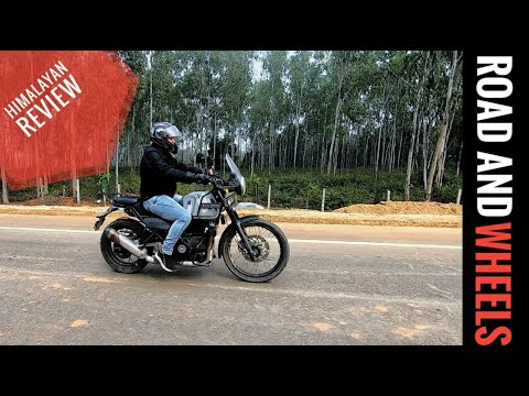 Royal Enfield Himalayan sleet 20000 km user review || specification || price || milage