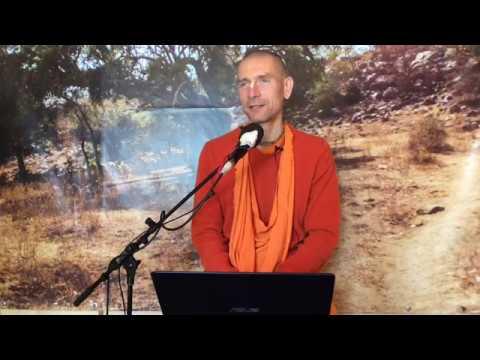 Е.С. Ананда Вардхана Свами. Шримад Бхагаватам 10.18.11-16 - Монастырь Святого Имени. 30.05.2020