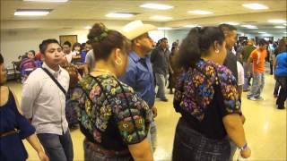 Baile-Marimba Sonora Azul En Birmingham By: Leon®. HD