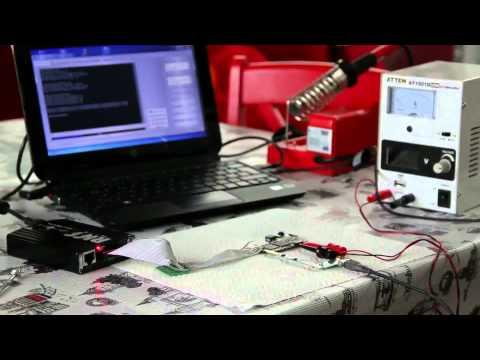 Samsung Wave 3 GT-S8600 Bootloader repair RiffBox JTAG