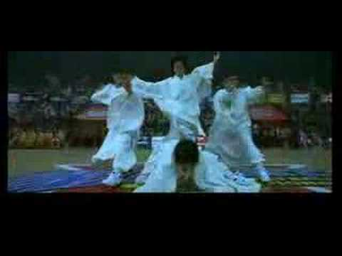 Jay Chou 周杰倫 Hero Chou 周大俠 (Kung Fu Dunk Theme Song)MV