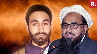 Hafiz Saeed Holds Funeral Prayers For Manan Wani