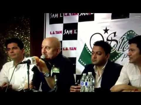 """Mera woh matlab to nahi tha"" press conference"