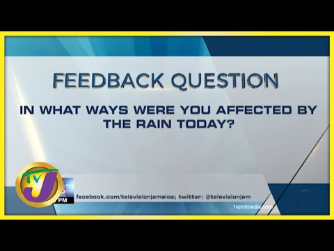 Feedback Question   TVJ News - August 27 2021