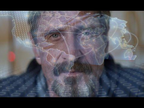 Internet Freedom with John McAfee & The Demonsaw Crew
