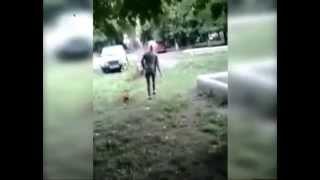 Жительница Магнитогорска в одиночку ведет борьбу с пьянством на детской площадке(, 2014-07-22T07:29:58.000Z)