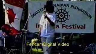 Mnarja 2001 Toronto Joe Demicoli