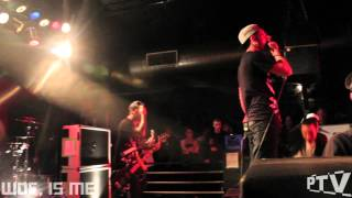 """Woe, Is Me - """"Nothing Left To Lose"""" (NEW SONG) LIVE in HD! (Atlanta, GA Hometown Show)"""