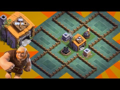 Best BH6 Base Builder Hall 6 Base Layout Anti 2 Star Anti Giant Anti Archer Anti Barbarian