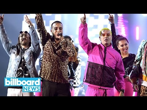 Everything You Missed From the 2017 Latin Grammys   Billboard News