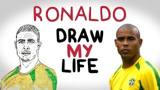 DRAW MY LIFE with Ronaldo!