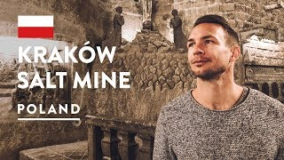 MUST VISIT! Krakow Salt Mines - Wieliczka Salt Mine Tour | Poland Travel Vlog 2018
