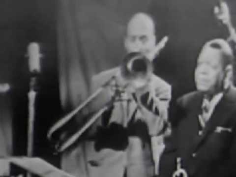 Henry Red Allen 1958-1 Metropole - Basin Street w. Vic Dickenson + Buster Bailey (audio)