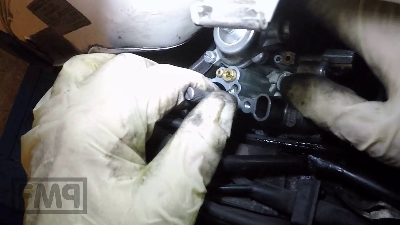 vespa SI CARB removal & installation / + flooded engine reason + air bellow  install / FMPguides
