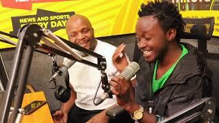 Bahati helping Peter Blessing's promising career