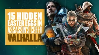 15 Assassin's Creed Valhalla Easter Eggs You Have To See - ASSASSIN'S CREED VALHALLA GAMEPLAY