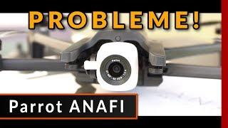 Massive Probleme mit der Parrot Anafi Drohne