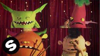 Feed Me - Nothing Hurts Like You (feat. Sam Calver) [Official Music Video]